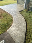 Stamped Concrete Driveways Maryland